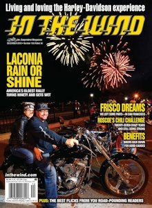 Live the Dream: Easyriders Annual Sweepstakes - Save 73% off the annual In The Wind newsstand price!