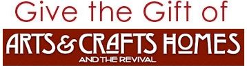 Arts & Crafts Homes and the Revival Logo