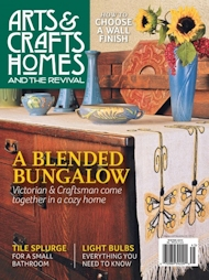 Arts & Crafts Homes and the Revival Cover