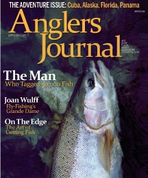 Anglers Journal Cover