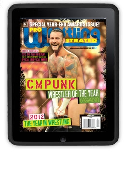 subscription 8x1 CM Punk Named Wrestler Of The Year Again, More